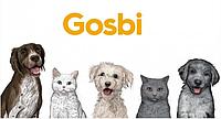 Новый корм GOSBI для собак и котов