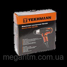 Сетевой шуруповерт Tekhmann TED-650, фото 3