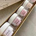 Pink Shine JZ Nails Group, 12 ml, фото 3