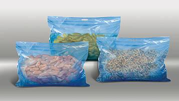 Мешок под засолку и фасовку овощей 1000 х 600 синий (25 шт)
