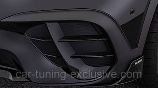 BRABUS front apron inserts for Mercedes GLB-class X247