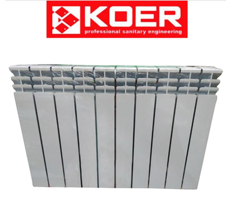 Биметаллический Радиатор Koer Maxi 350*120 Чехия (два Конвектора)