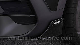 BRABUS font spoiler attachments for Mercedes GLB-class X247