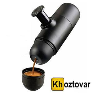 Портативная капсульная кофеварка Minipresso