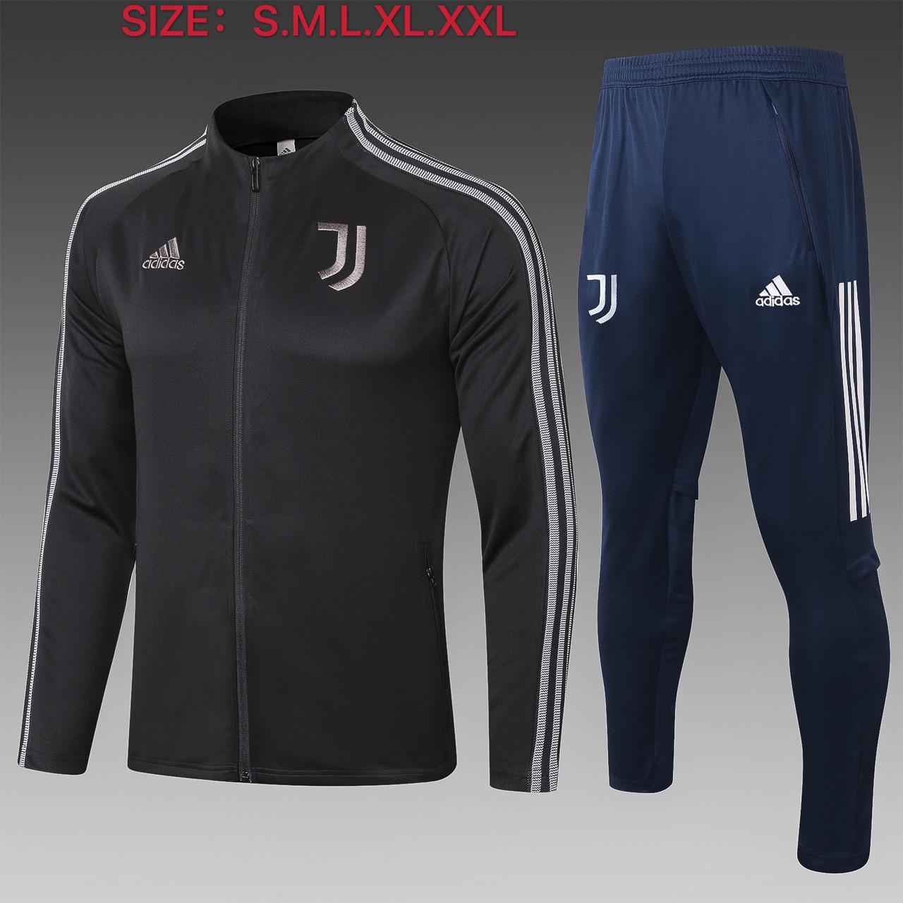 Спортивный тренировочный костюм Ювентус Juventus (3 цвета) 2020-21