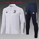 Спортивный тренировочный костюм Ювентус Juventus (3 цвета) 2020-21, фото 3