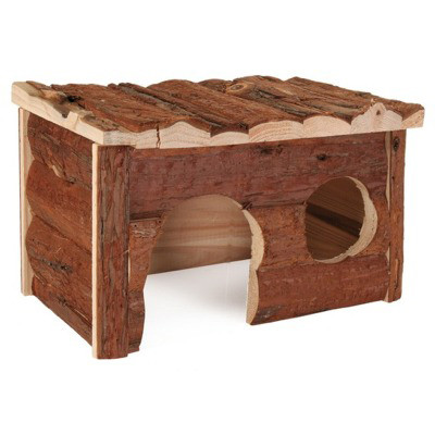 Деревянный дом для грызунов Croci Elisa 50*25*33 см