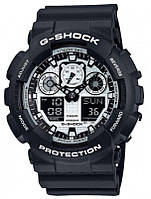Мужские наручные часы Casio GA-100BW-1AER