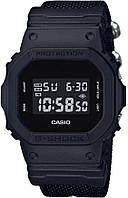 Мужские наручные часы Casio G-SHOCK DW-5600BBN-1ER