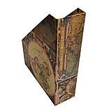Лоток вертикальный, серия ECO, картон, 80 мм, фото 2