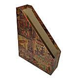 Лоток вертикальный, серия ECO, картон, 80 мм, фото 3