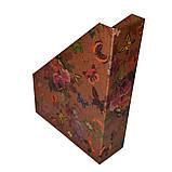 Лоток вертикальный, серия ECO, картон, 80 мм, фото 4