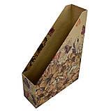 Лоток вертикальный, серия ECO, картон, 80 мм, фото 5