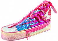 Пенал с пайетками (5987-pink)