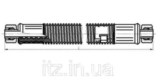З'єднувальні рукави Р48-08