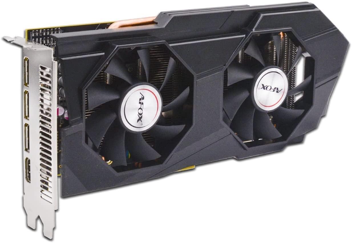 AMD  Radeon RX580 (2048SP)  4 Gb 256 bit  GDDR5  Новая, гарантия 6 мес.