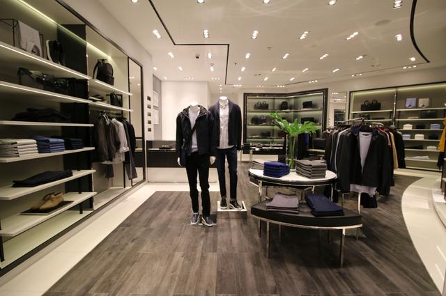Автоматизация учета в бутике одежды