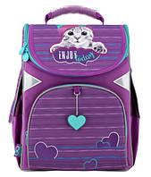 Ортопедический школьный рюкзак Kite серия Go Pack для девочек