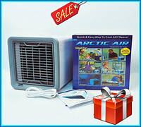 Портативный мини кондиционер Arctic Air охладитель воздуха увлажнитель воздуха  Арктик Аир кондиционер на воде