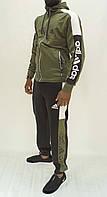 Мужской спортивный костюм (46-52) Турция купить оптом от склада 7 км Одесса