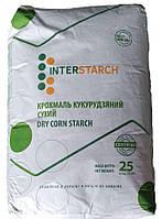 Нативний крохмаль кукурудзяний, в мішках по 25 кг