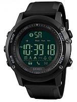 Умные мужские часы, Smart Watch Skmei 1321 Dynamic