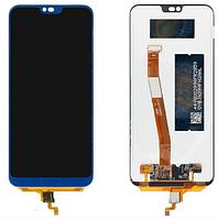 Дисплей Huawei Honor 10 (COL-L29) + сенсор синий ( модуль, стекло)