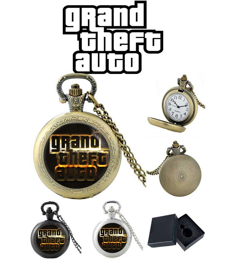 "Карманные часы GTA ""In the Dark"" / Grand Theft Auto"