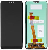 Дисплей Huawei Honor 10 (COL-L29) + сенсор черный, оригинал (Китай) ( модуль, стекло)