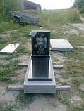 Памятники из габбро., фото 3