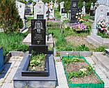 Памятники из габбро., фото 4