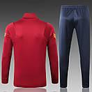Спортивный тренировочный костюм Барселона Barcelona 2020-21, фото 2