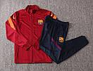Спортивный тренировочный костюм Барселона Barcelona 2020-21, фото 3