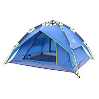 Палатка автоматическая трехместная Green Camp 1831