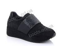 """Туфли женские  женские """"Lino Marano"""" #F407-6. р-р 36-40. Цвет черный. Оптом"""