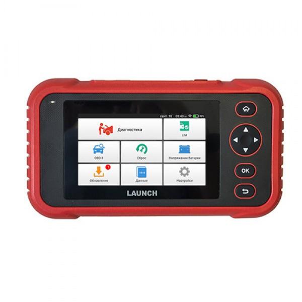 Автомобильный сканер LAUNCH Creader Professional CRP-239