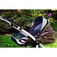 Москитная сетка на коляску-люльку универсальная Baby Breeze 0321 (3 цвета), фото 2