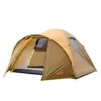 Палатка четырехместная туристическая Green Camp 1004