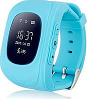 Детские смарт-часы Smart Watch Q50 Голубые 14-SBW03, КОД: 293485