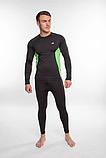 Мужской спортивный костюм для бега Radical Intensive М (8228), фото 3