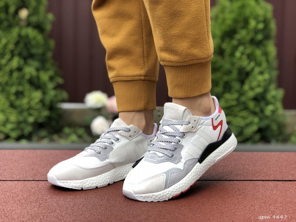 Женские кроссовки белые Boost 3M 9447