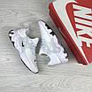 Женские кроссовки белые Presto React 7970, фото 4