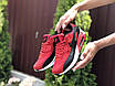 Женские кроссовки красные 9495, фото 3