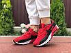 Женские кроссовки красные 9495, фото 4