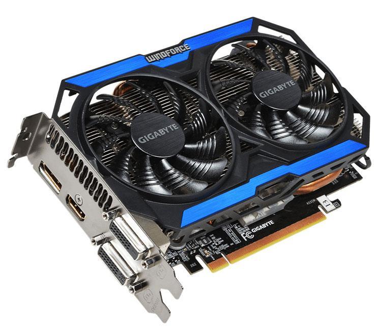Видеокарта Gigabyte PCI-Ex GeForce GTX 960 2048MB GDDR5   Гарантия 3 мес.