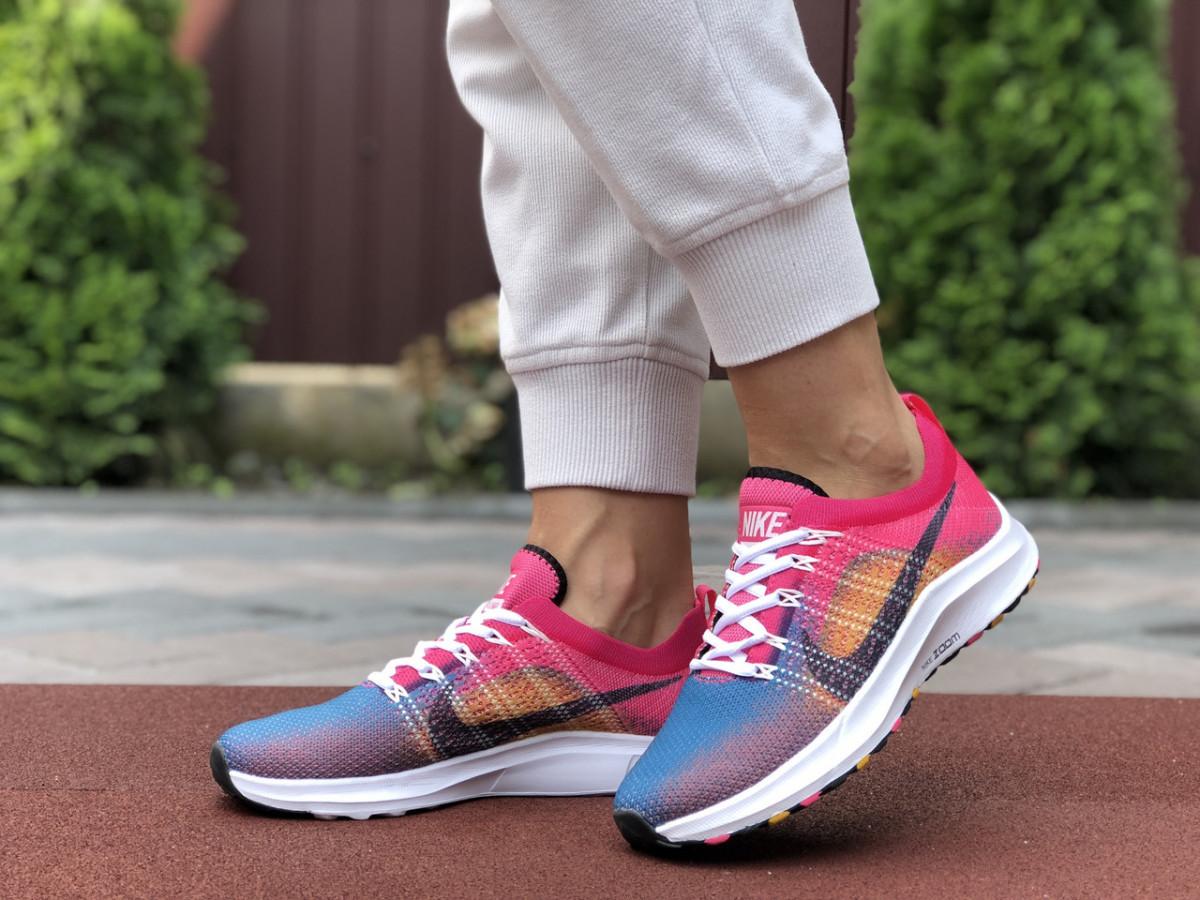 Женские кроссовки разноцветные Zoom 9600