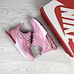Женские кроссовки розовые Air Max 270 7371, фото 3