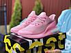 Женские кроссовки розовые Alphaboost 9381, фото 2