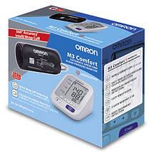 Тонометр автоматичний OMRON M3 Comfort (HEM-7134-E) з манжетою Intelli Wrap + адаптер S, фото 3