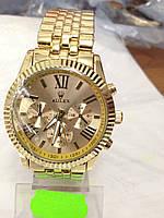 Классические часы под золото Rolex 3254